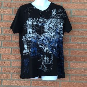 Threads 4 Thought by Tom Christopher Mens Tee